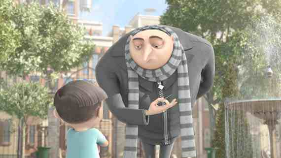 Movie Still: Despicable Me