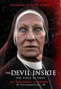 Movie Poster: The Devil Inside