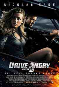 Movie Poster: Drive Angry
