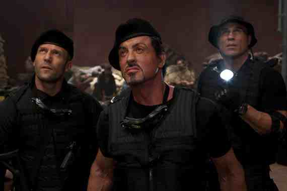 Movie Still: The Expendables
