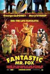 Movie Poster: Fantastic Mr. Fox
