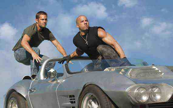 Movie Still: Fast Five