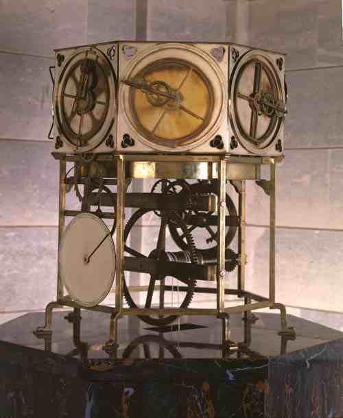 Giovanni de Dondi's astrarium
