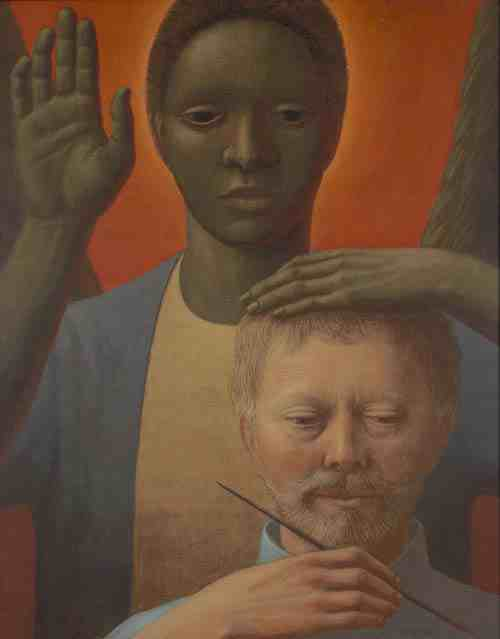 George Tooker: Dark Angel