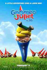 Movie Poster: Gnomeo and Juliet
