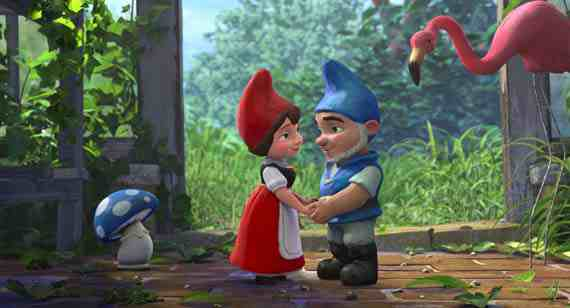 Movie Still: Gnomeo and Juliet