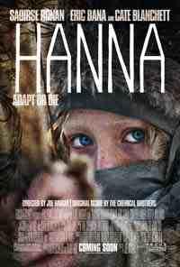 Movie Poster: Hanna