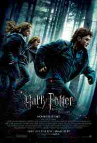 Movie Poster: Harry Potter and the Deathly Hallows: Part 1