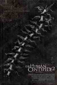 Movie Poster: The Human Centipede II