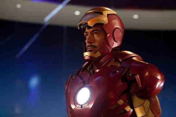 Movie Still: Robert Downey Jr. - Iron Man 2