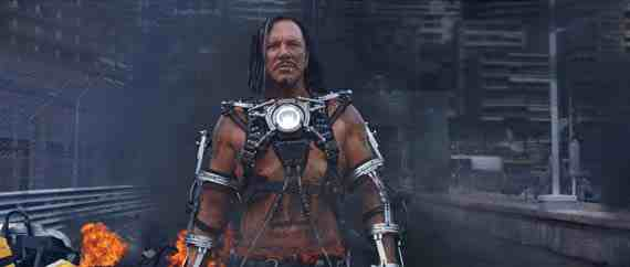 Movie Still: Mickey Rourke - Iron Man 2
