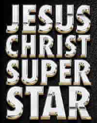 Theater poster: Jesus Christ Superstar