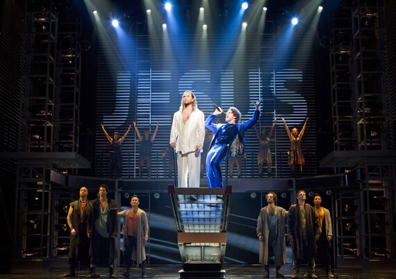 Still: Jesus Christ Superstar on Broadway