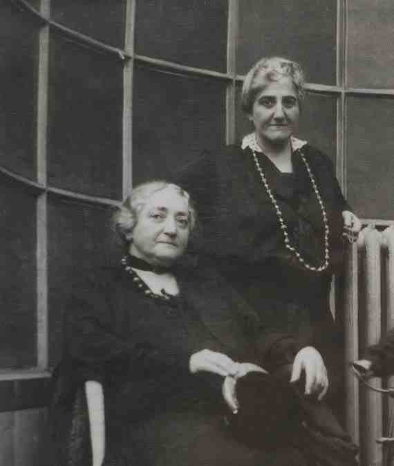 Claribel and Etta Cone
