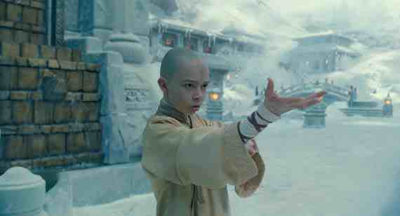 Movie Still:The Last Airbender