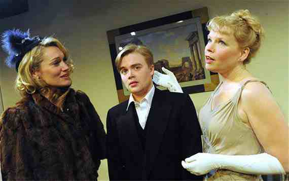 Less Than Kind by Terence Rattigan