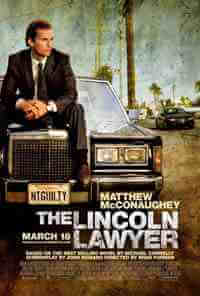 Movie Poster: The Lincoln Lawyer