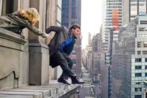 Movie Still: Man on a Ledge