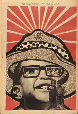 Emory Douglas: We Shall Survive Without a Doubt
