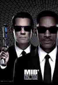 Movie Poster: Men in Black III