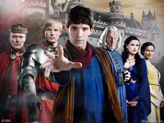 Merlin – Series 2, Episode 1