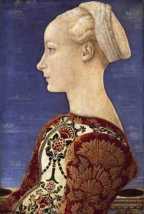 Antonio del Pollaiuolo: Portrait of a Lady