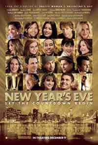 Movie Poster: New Year's Eve