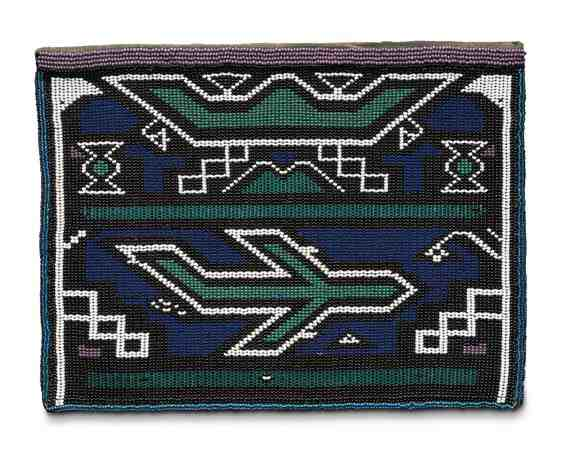 Young woman's apron (pepetu)
