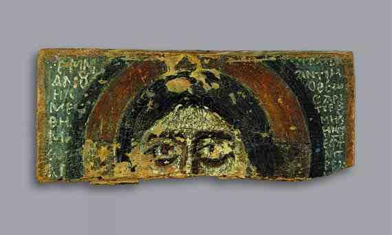 byzantium encaustic icon