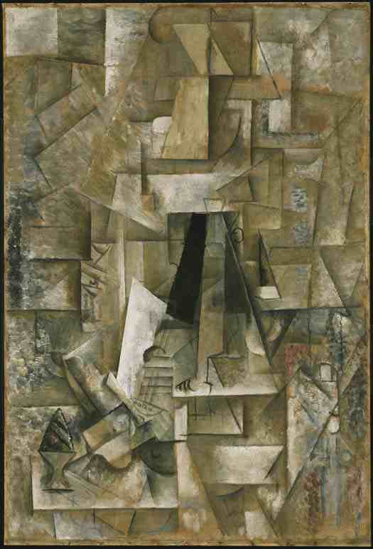 Picasso: Man with a Guitar