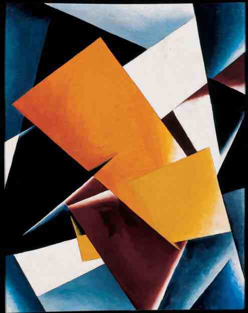Lyubov Popova: Painterly Architectonic