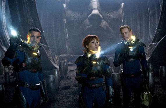 Movie Still: Prometheus