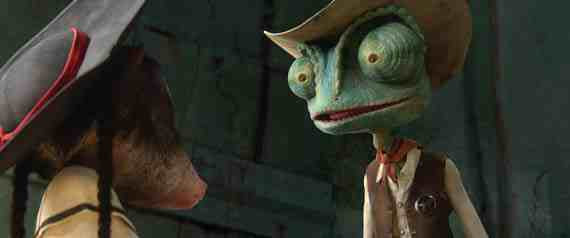 Movie Still: Rango