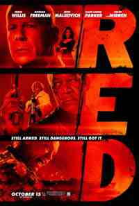 Movie Poster: Red