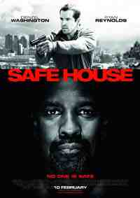 Movie Poster: Safe House