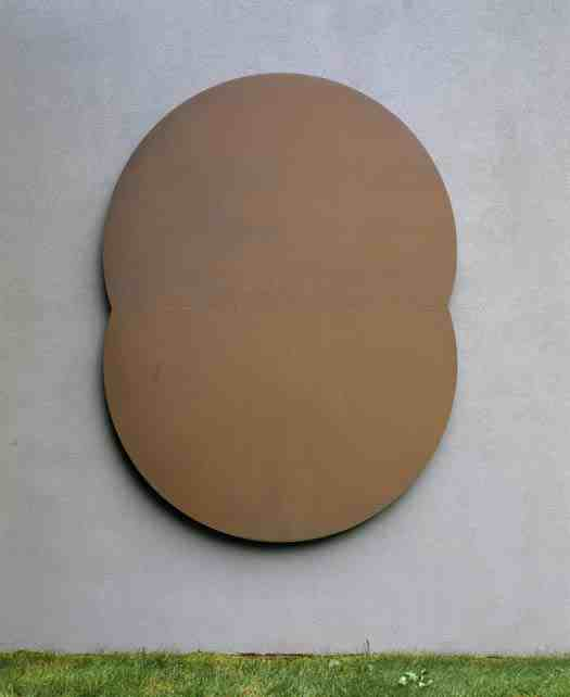 Ellsworth Kelly: bronze, Untitled
