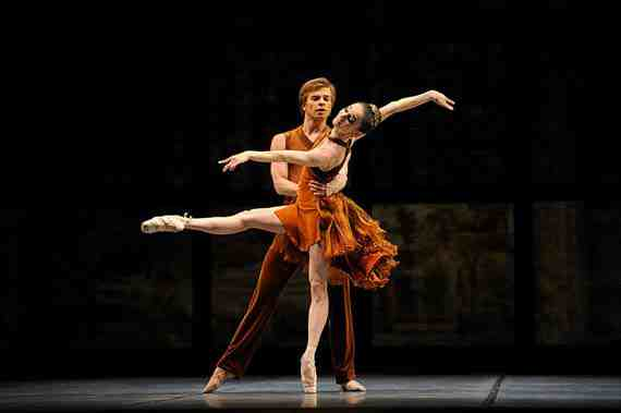 San Francisco Ballet TRIO
