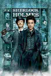 Movie Poster: Sherlock Holmes