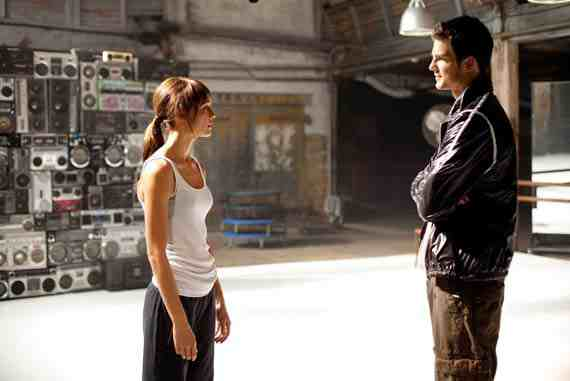 Movie Still: Step Up 3D