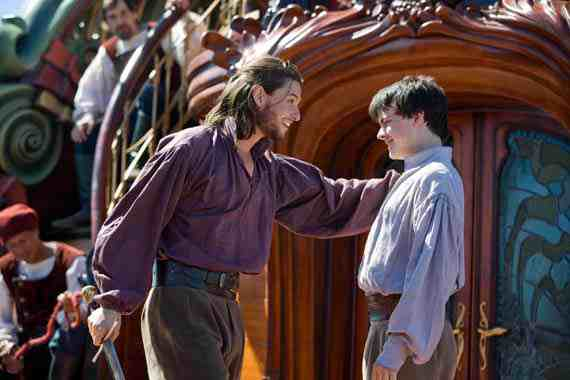 Movie Still: The Chronicles of Narnia: The Voyage of the Dawn Treader