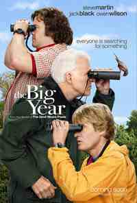 Movie Poster: The Big Year