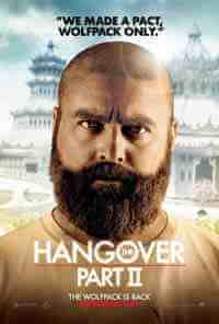 Movie Poster: The Hangover Part II