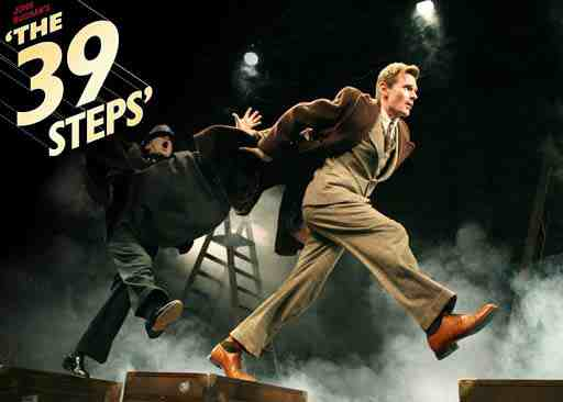 The 39 Steps, Criterion, London