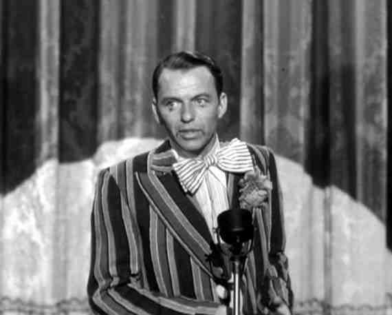 Movie Still: The Joker is Wild, Frank Sinatra
