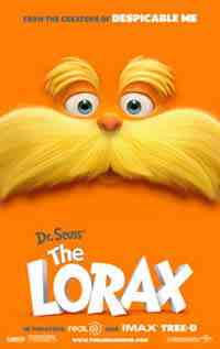 Movie Poster: Dr. Seuss' The Lorax