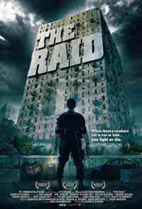 Movie Poster: The Raid: Redemption