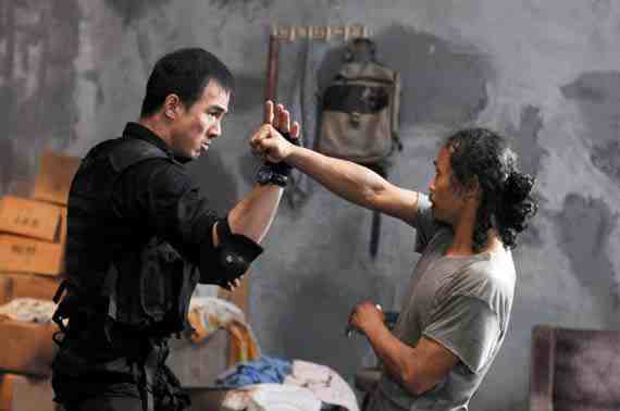 Movie Still: The Raid: Redemption