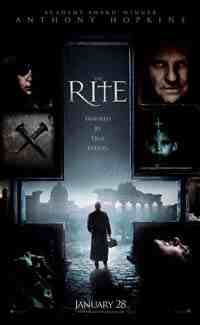 Movie Poster: The Rite