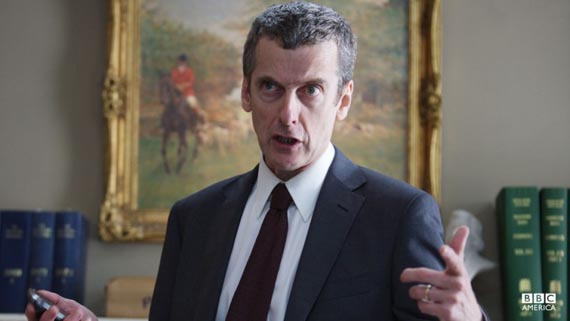 The Thick of It – Series 3, Episode 7