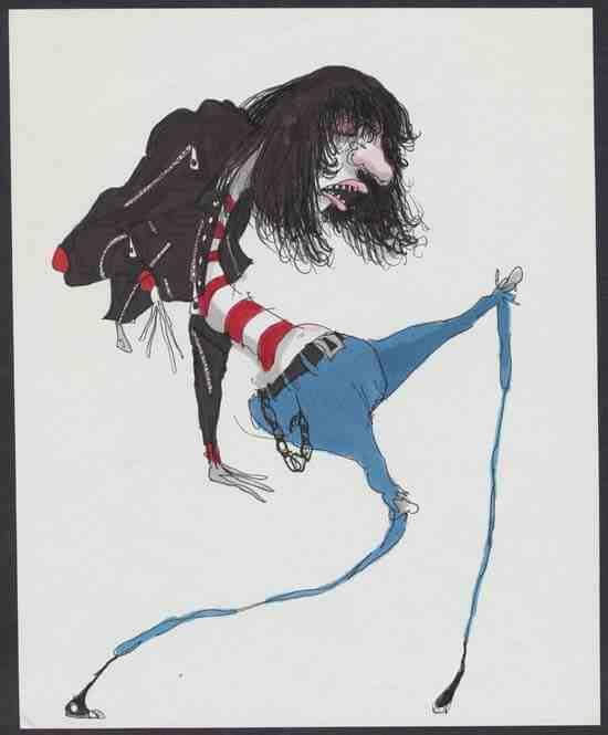 Tim Burton: Ramone